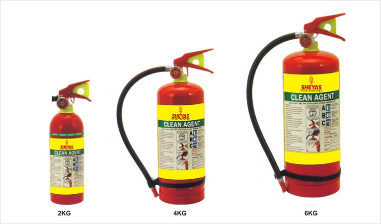 Fire Extinguisher Manufacturer, Supplier, Dealers in Mumbai